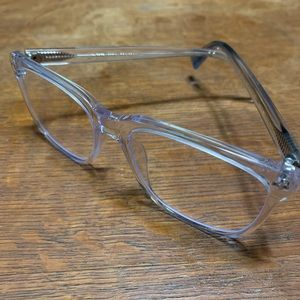 ebb914a4df MVMT Accessories - MVMT  Ritual Everscroll  clear blue light glasses